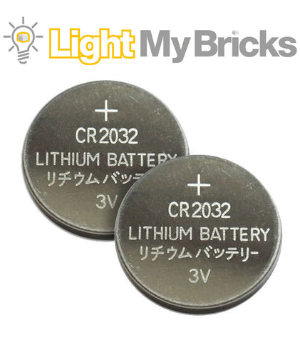 CR2032 Battery (2 pack)