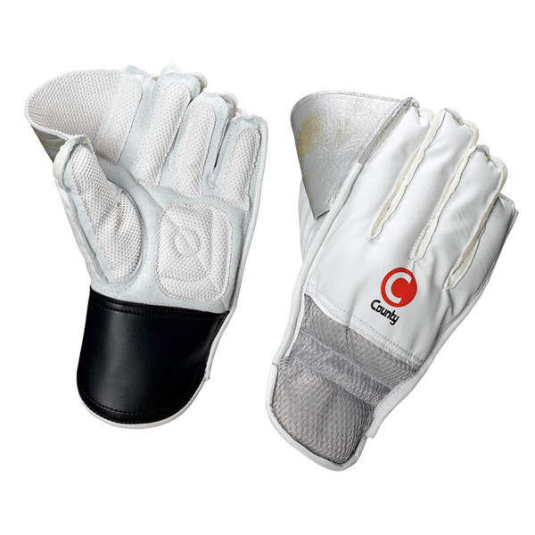 County Clipper Indoor Wicketkeeping Gloves