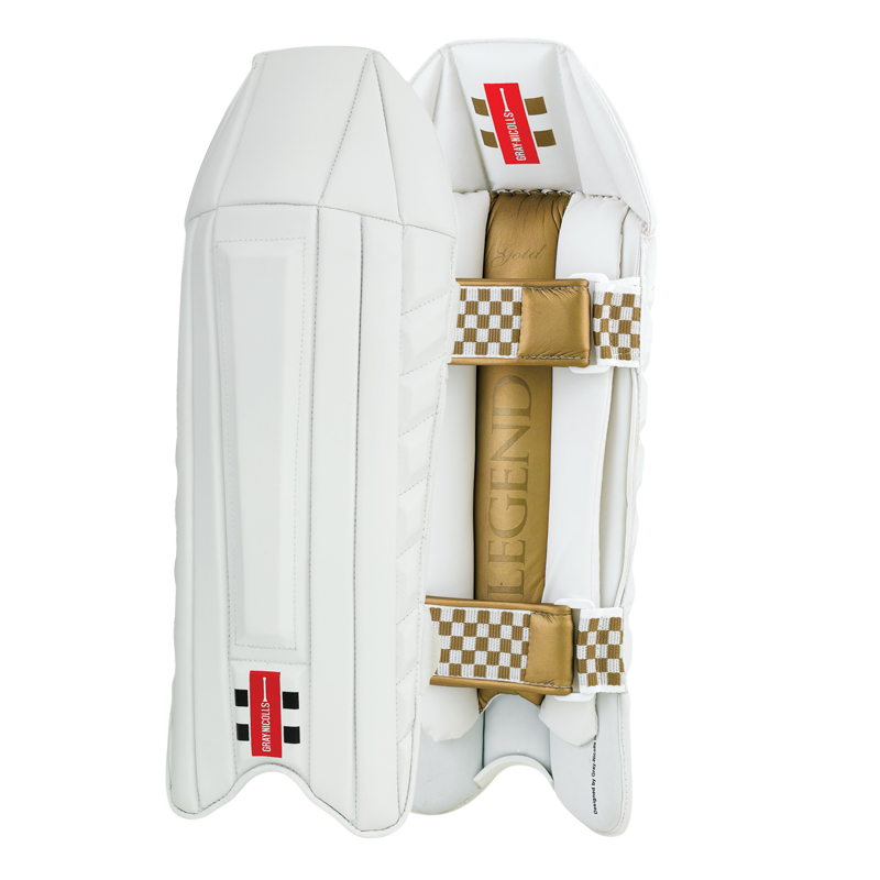 Legend Gold Wicketkeeping Legguards