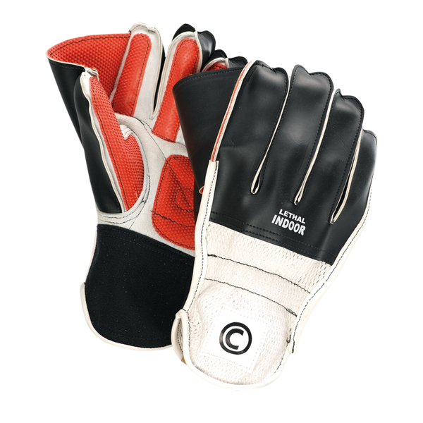 County Lethal Indoor Wicketkeeping Gloves
