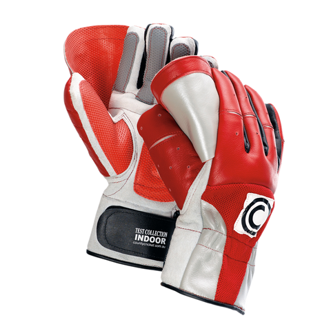 County Test Collection Indoor Wicketkeeping Gloves