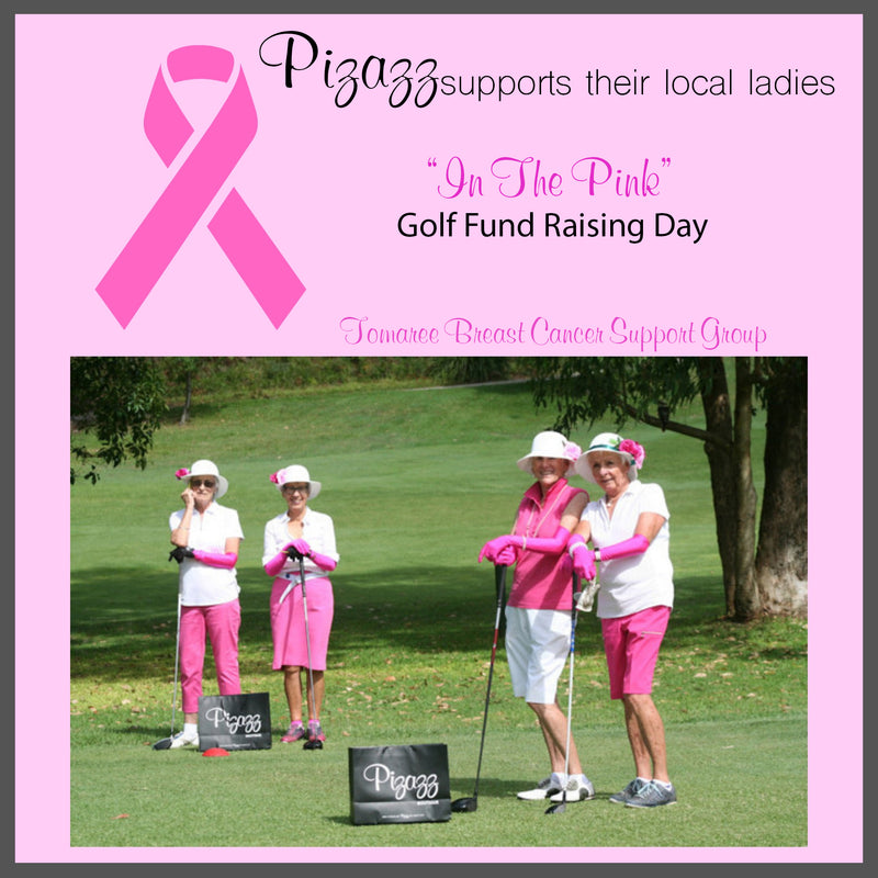 Breast Cancer Golf Day!