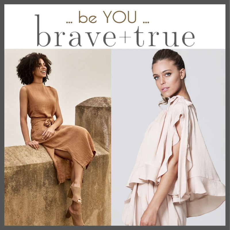 How to be YOU brave + true