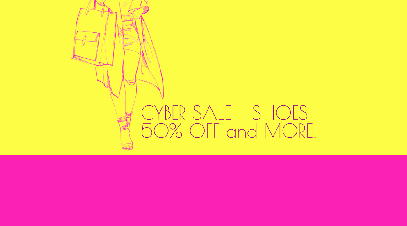 CYBER SALE SHOES