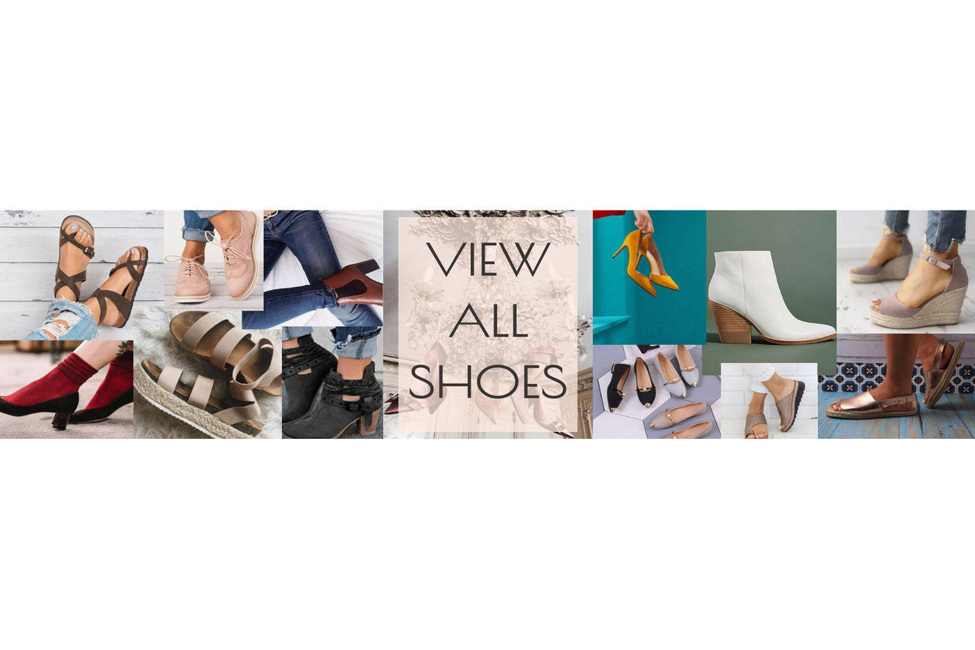 View All Shoes