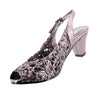 Emma Kate - Event Heels - Pewter - Pizazz Boutique