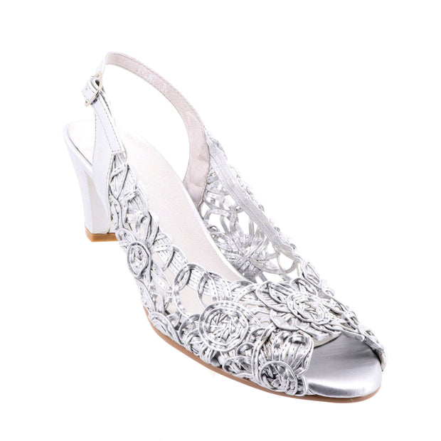 Event Heels - Silver