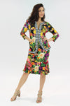 China Doll - Flippa Skirt - Multi - Pizazz Boutique
