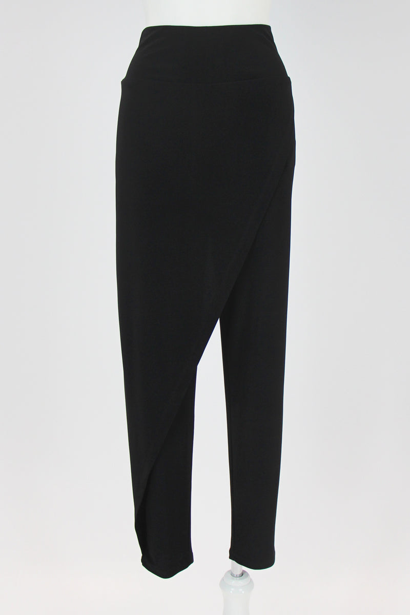 Heaven's Hem Pants (Black)