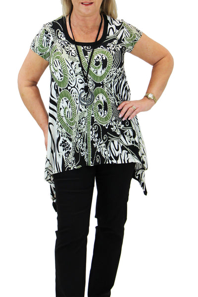 Jersey Girl Priviledge Tunic JE269