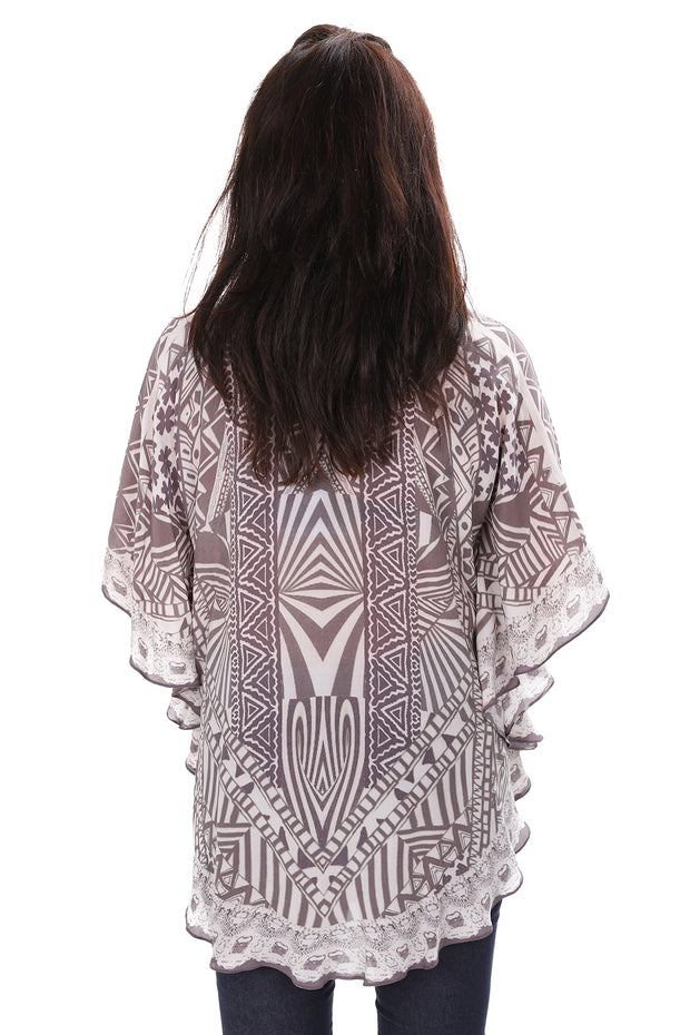 Picasso Butterfly Kaftan