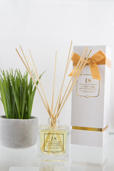 LS Lyfestyled-Hawaiian Grapefruit & Lemon Diffuser