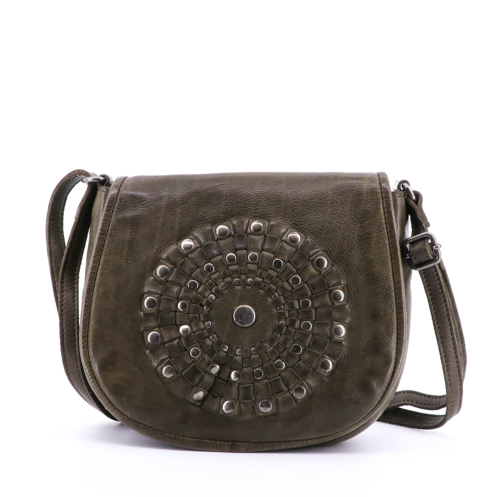 Lucinda Cross Body Bag - Olive