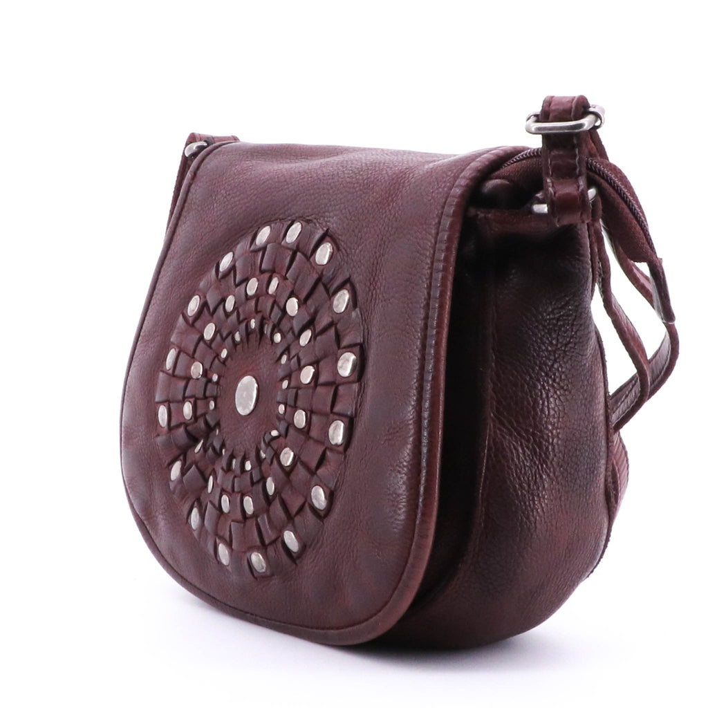 Lucinda Cross Body Bag - Ox Blood