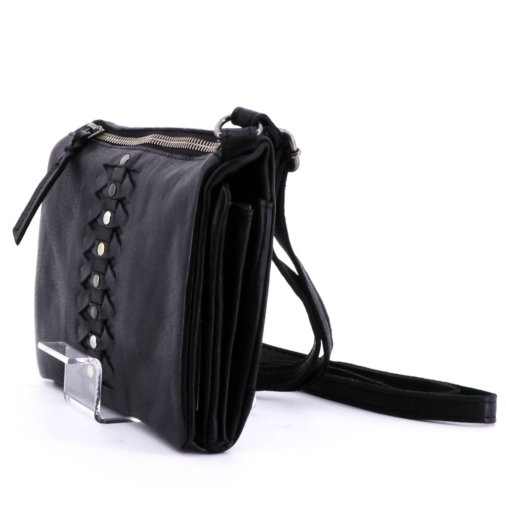 Modapelle - Cross Body Bag - Black - Pizazz Boutique