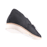 Derby Black Dream Lace-up Shoe