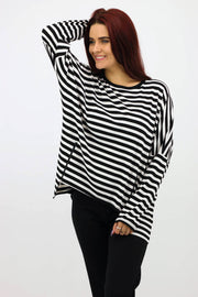 Philosophy - Stiles Long Sleeve Zip Tunic - Pizazz Boutique
