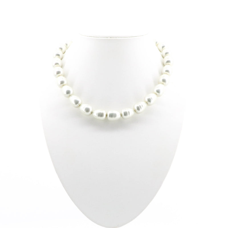 Touche - Sweetest Thing Ivory Pearl Choker - Pizazz Boutique
