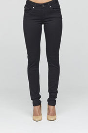 New London - Chelsea Black Taper Jeans - Pizazz Boutique