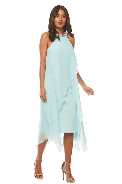 Higher Love Dress - Mint