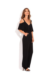 Muscari Black Jumpsuit