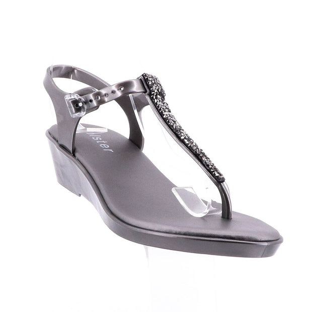 Essential Wedge Pewter