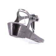 Holster Australia - Essential Wedge - Pewter - Pizazz Boutique -Sandal