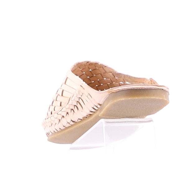 Hazza Leather Loafer - Natural