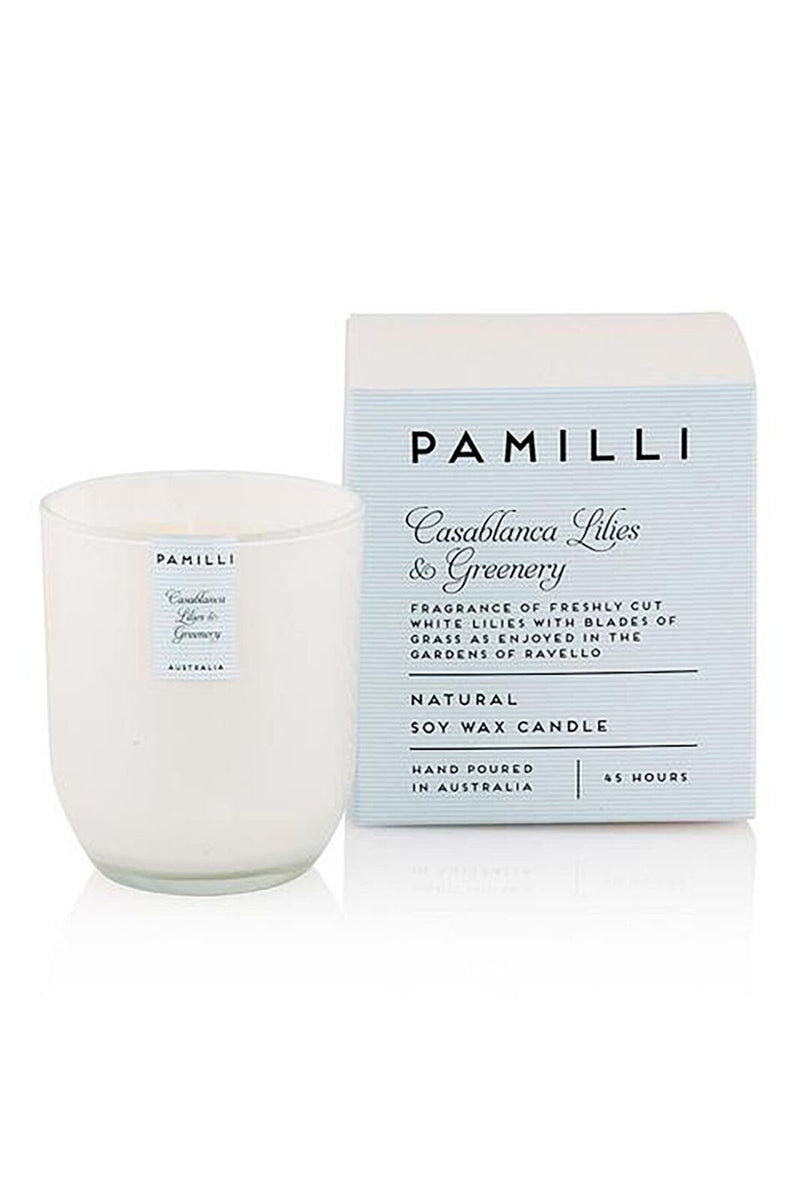 Pampilli Scented Candles