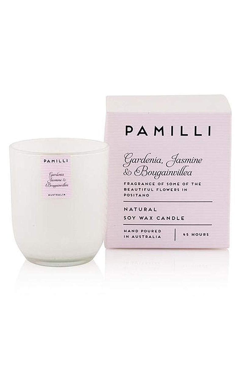 Pampilli Scented Soy Candles