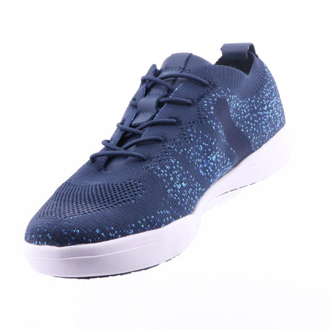 Josef Seibel - Sina Sneakers - Blue and White - Pizazz Boutique
