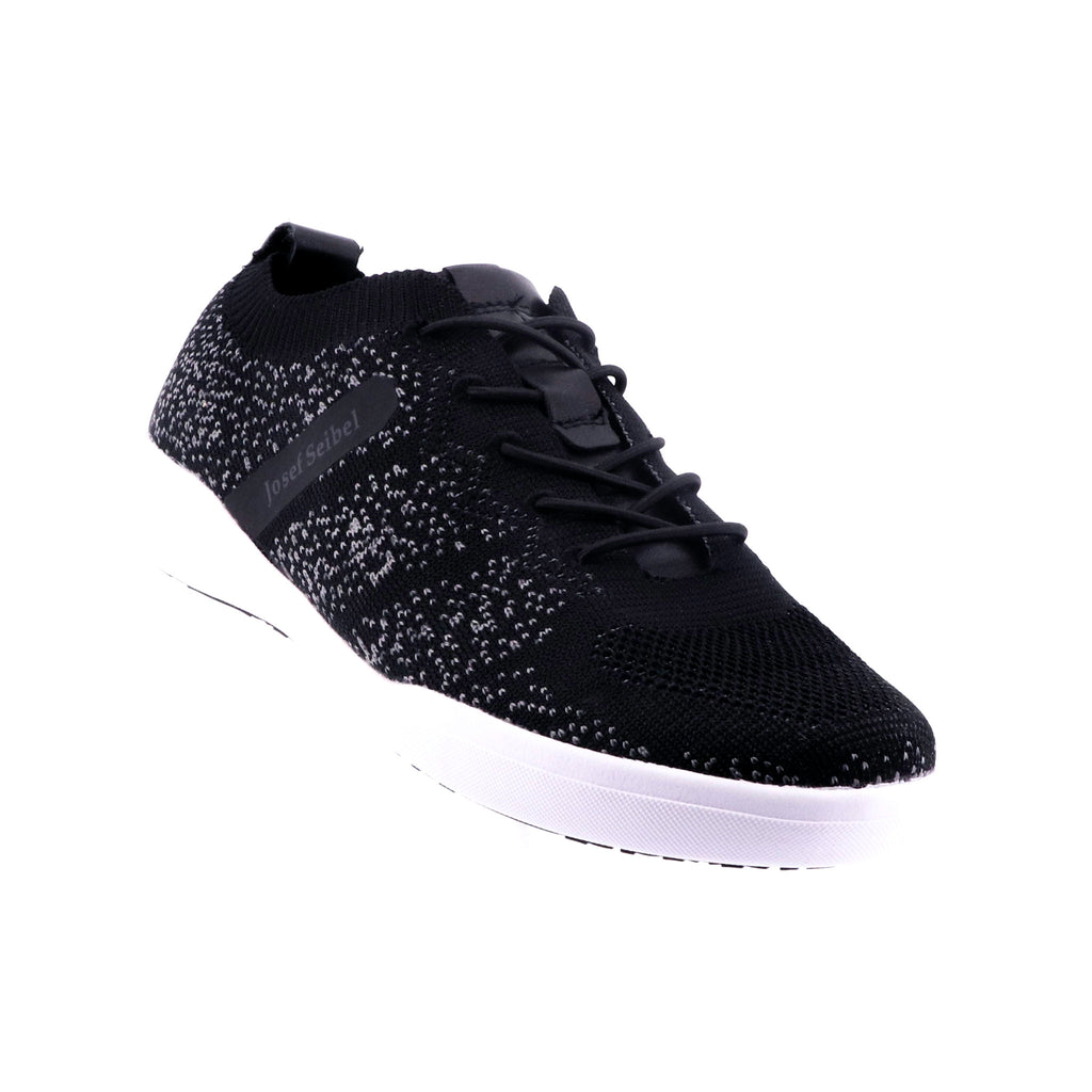 Josef Seibel - Sina Sneakers - Black - Pizazz Boutique
