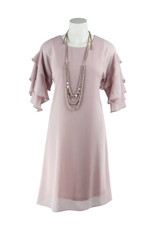 Philosophy - Marcia Dress - Pink - Cocktail Dress - Pizazz Boutique