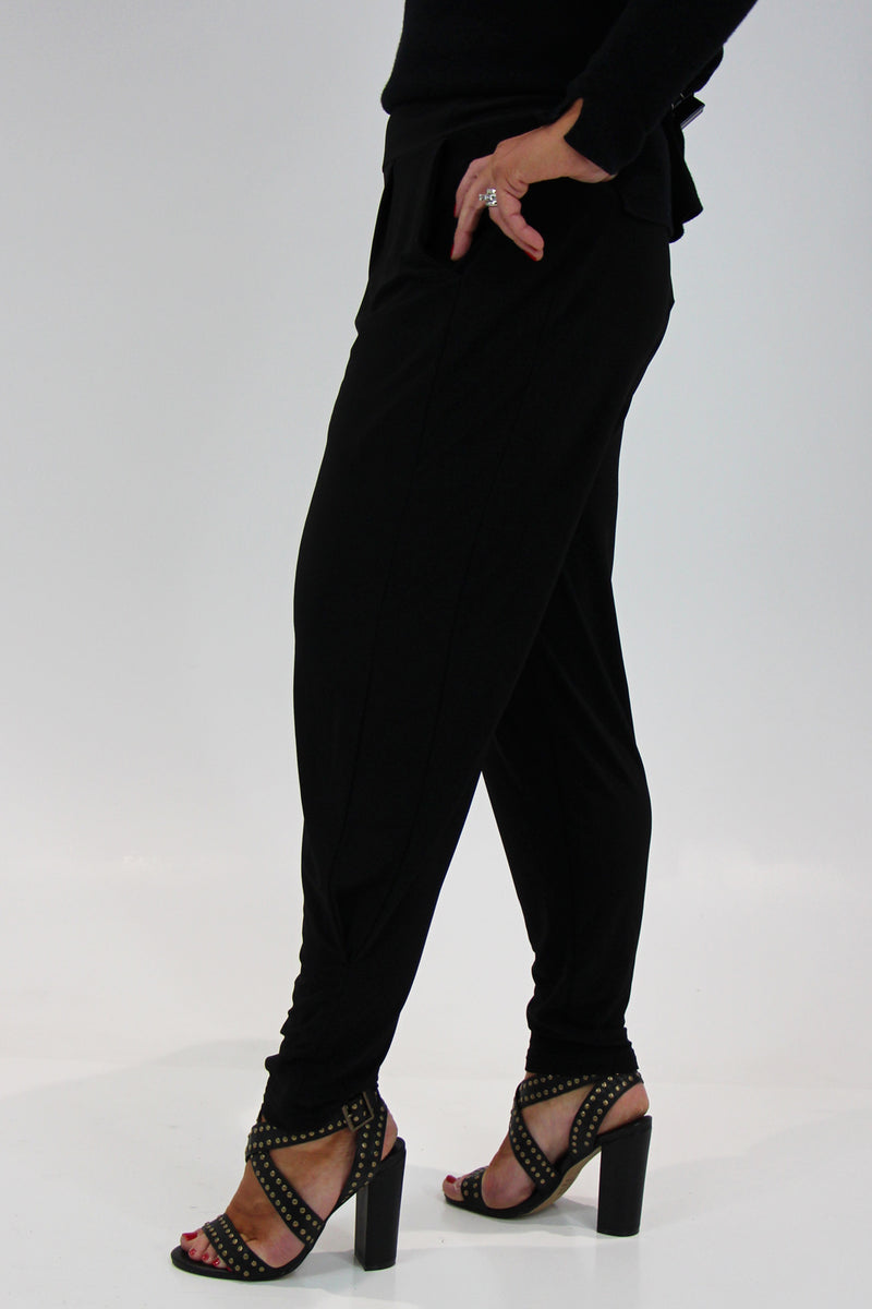 Morrissey Pants (Black)