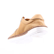 Tannery Leather Sneakers - Camel