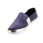 Thrown Loafer - Navy