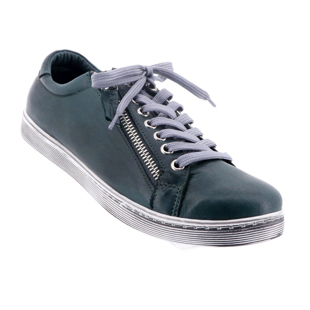 Rilassare - Token Bottle Sneaker - Green - Pizazz Boutique