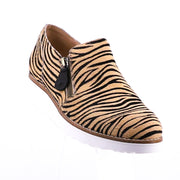 Otilia Tan Zebra Shoe