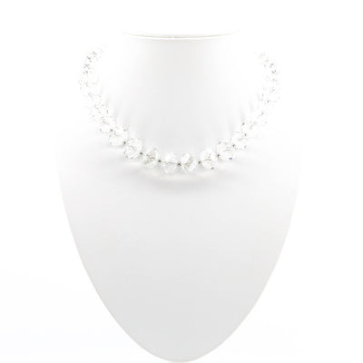 Touche - Clear as Crystal Necklace - Pizazz Boutique