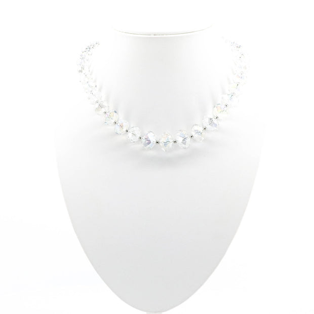 Hailey Crystal Necklace