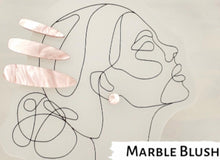 Load image into Gallery viewer, Julia Set - Marble Blush