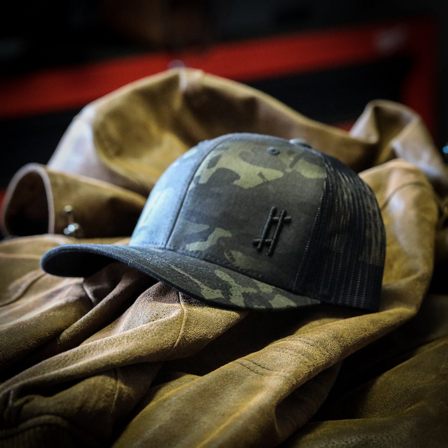 The Dichotomy Hat Hats Ironsmith® Black Multicam®