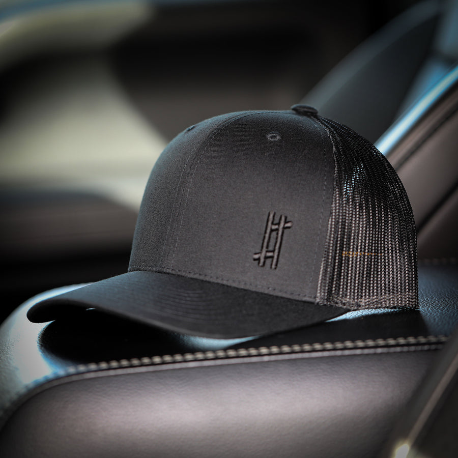 The Dichotomy Hat Hats Ironsmith® Black