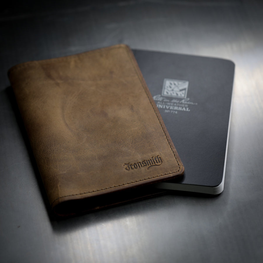 Bloodline Book w/ Rite in the Rain® 774 Insert journal Ironsmith® Desert Sand