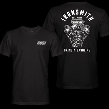 Gains & Gasoline Shirts Ironsmith