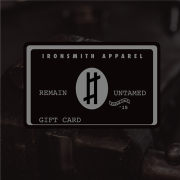 Digital Gift Card Gift Card Ironsmith®