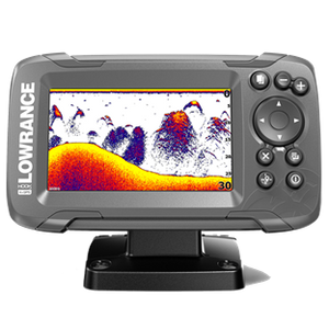 Lowrance Hook2 4x Bullet GPS Fishfinder with Track Plotter - Fishing's Finest
