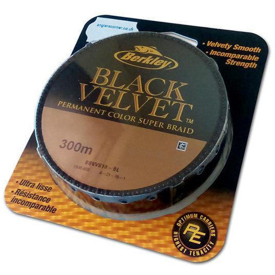 Berkley Black Velvet Line - Fishing's Finest