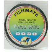 Fishmate Nylon Coated Wire - Fishing's Finest