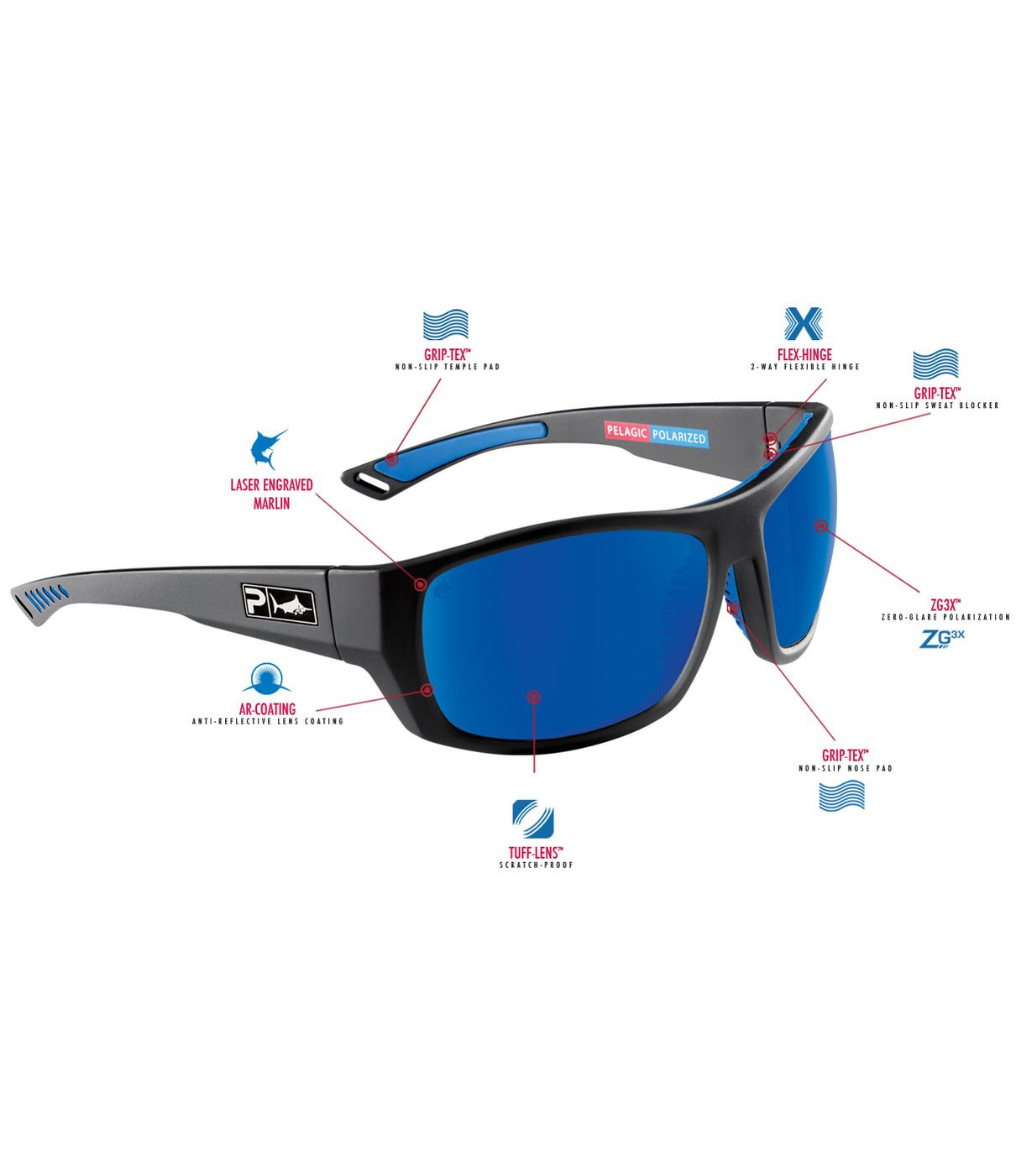 0057966786 Pelagic Pursuit Sunglasses  Pelagic Pursuit Sunglasses  Pelagic Pursuit  Sunglasses ...